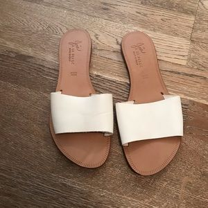 Joie A LA PLACE made in Italy Slip on Sandals